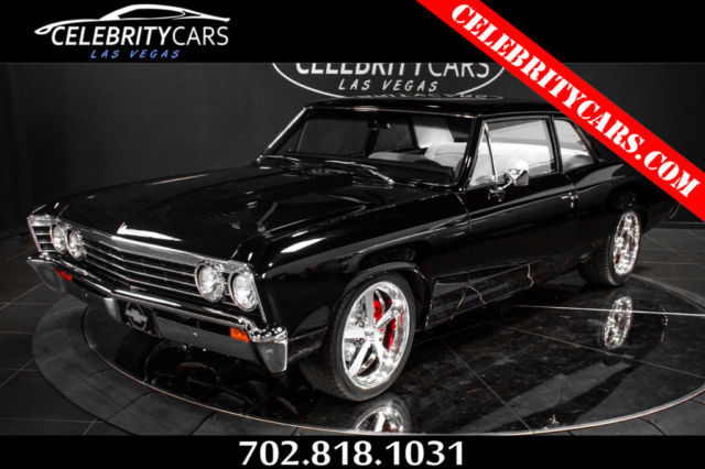1967 Chevrolet Chevelle Restomod Custom Pro-Touring