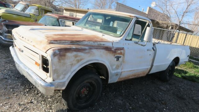 1967 Chevrolet C-10 C10 LONGBED PICK UP TRUCK PROJECT! RUST FREE!