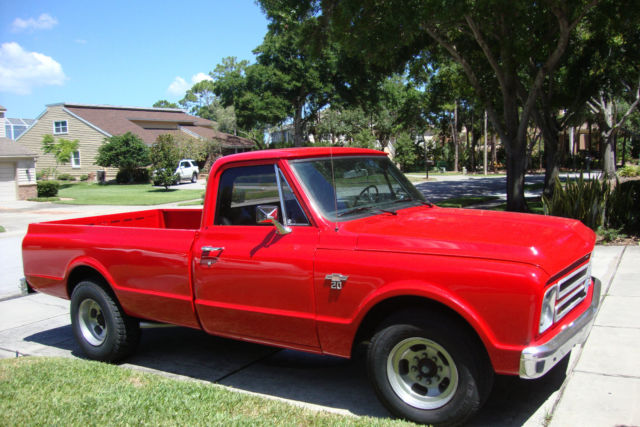 1967 Chevrolet Other Pickups C20 C10