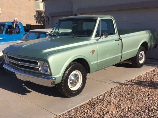 1967 Chevrolet C20 Pickup Truck For Sale Photos Technical