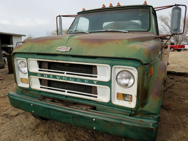 Used Cars For Sale In Kansas City >> 1967 CHEVROLET C50 FUEL TANKER PATINA SHOP TRUCK CAR HAULER PROJECT C40 C60 1972 for sale ...