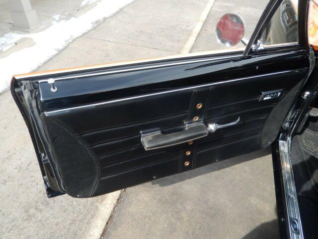 1967 Chevrolet Camaro RS 468 ci/550 hp 4 wheel disc leather