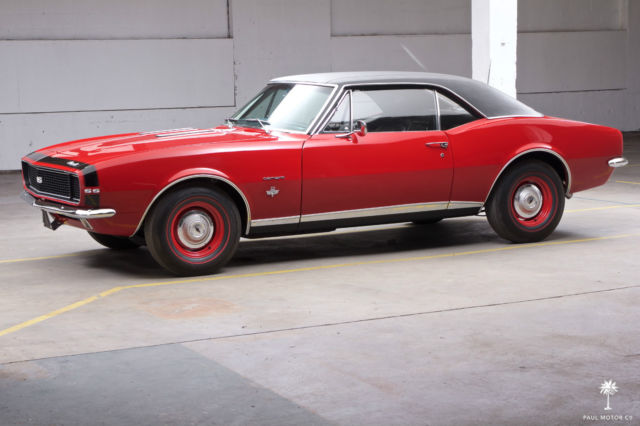 1967 Chevrolet Camaro RS/SS 350