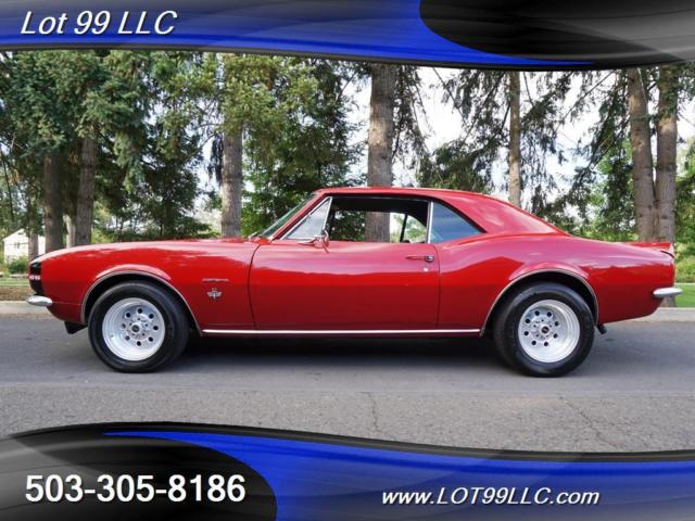 1967 Chevrolet Camaro SS 327 Power Glide Rust Free Great Driver!!