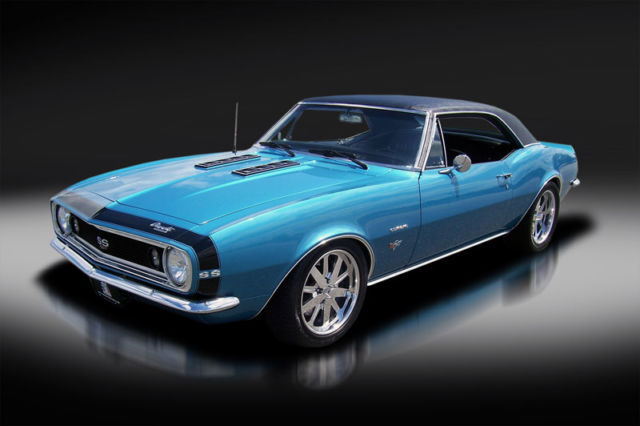 1967 Chevrolet Camaro Ss 427 Custom Not Chevelle