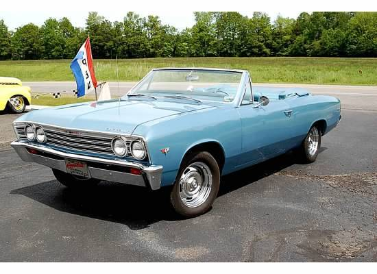 1967 Chevrolet Chevelle 300 CONVERTIBLE
