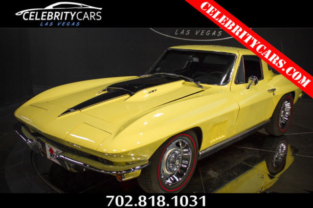 1967 Chevrolet Corvette 1967 L-71 Corvette 427/435hp. 4 speed