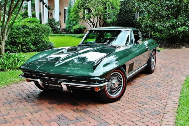 1967 Chevrolet Corvette 327/350hp Numbers Matching Rare