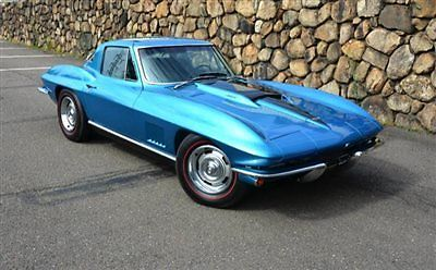 1967 chevrolet corvette 427 435 l71 big block coupe matching numbers 4 speed for sale photos. Black Bedroom Furniture Sets. Home Design Ideas