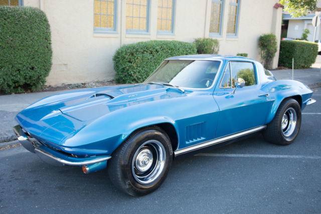 1967 Chevrolet Corvette L71 427/425HP