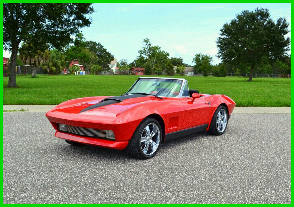 1967 Chevrolet Corvette Limited edition ZZ430 crate engine number 147