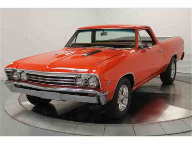 1967 Chevrolet El Camino 2 Door