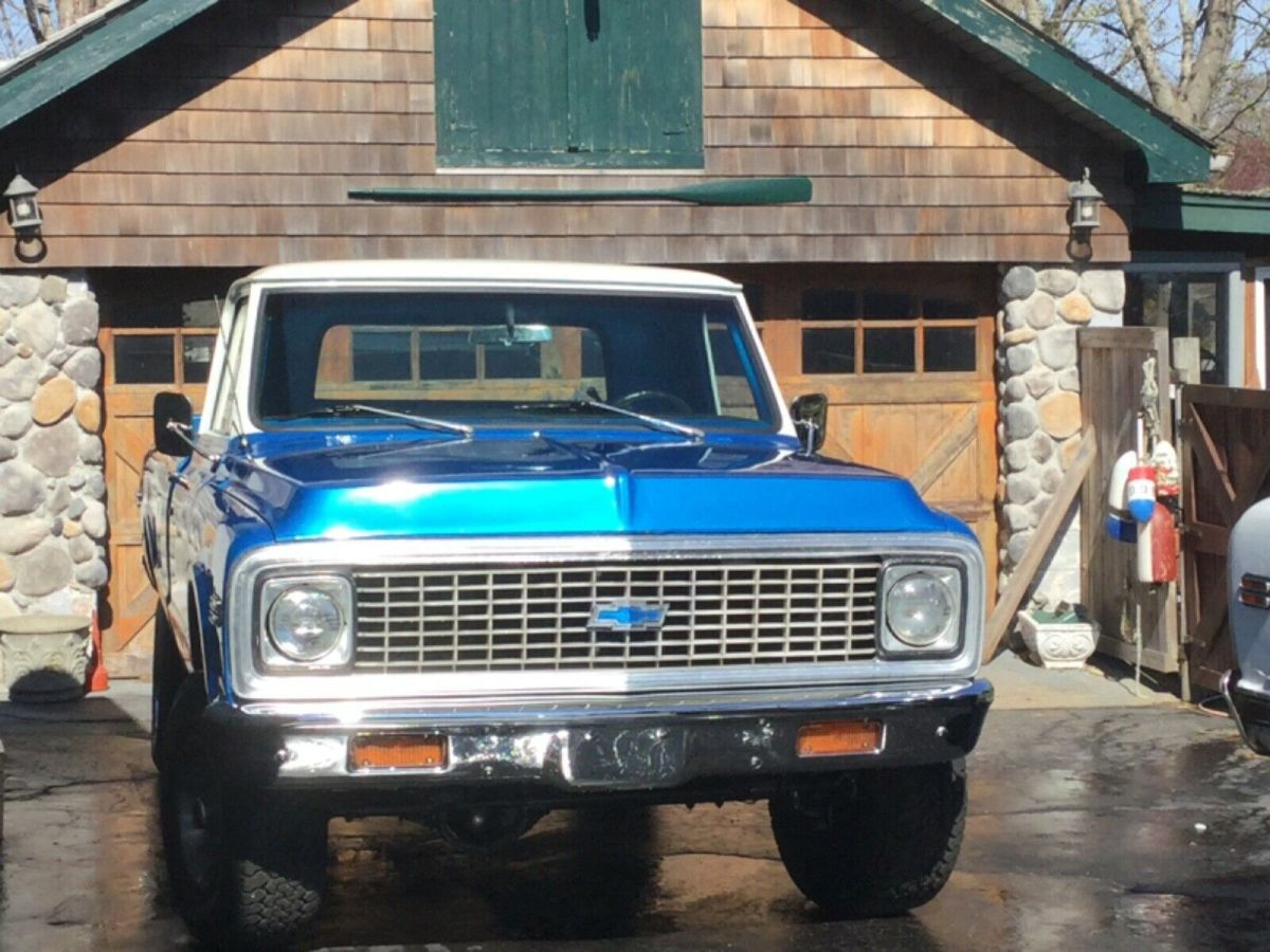 1967 Chevrolet Other Pickups None