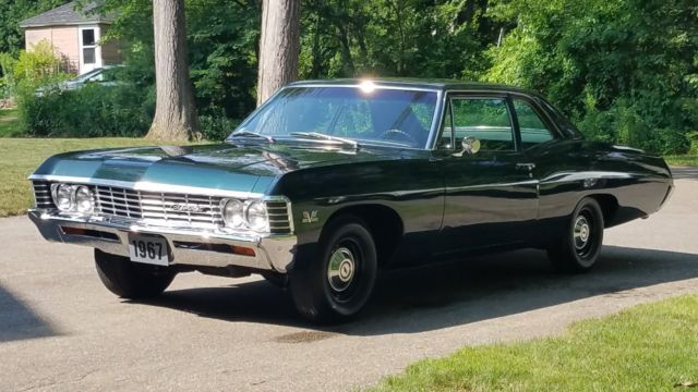 1967 Chevrolet Bel Air/150/210 BelAir