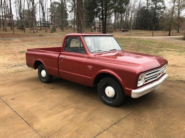1967 Chevy C 10 Pickup Truck For Sale Photos Technical