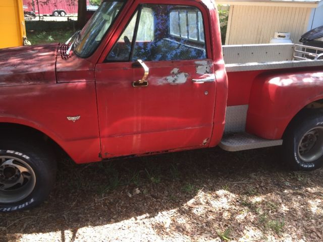 1967 Chevy C-10 Short Bed Step Side