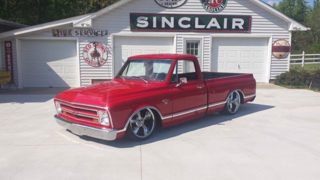 1967 chevy c10 air ride custom truck chevrolet pick up bagged 68 69 70 71 72 for sale photos. Black Bedroom Furniture Sets. Home Design Ideas
