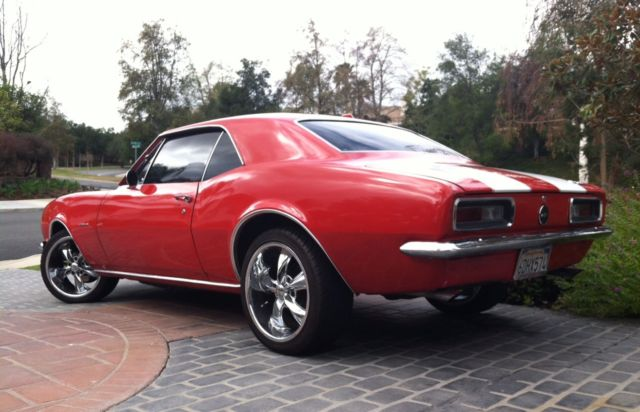 1967 Chevrolet Camaro coupe