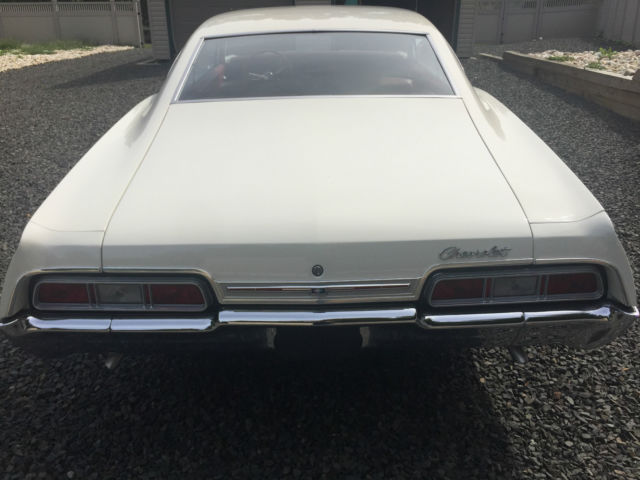 1967 Chevy Impala 2Door Hard Top Fast Back for sale photos
