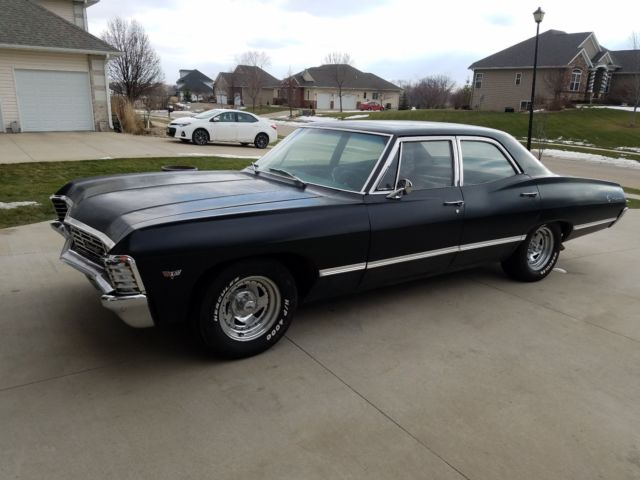 1967 Chevy Impala 4 Door Supernatural Car For Sale Photos