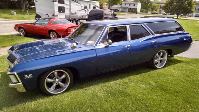 1967 Chevrolet Impala Station Wagon