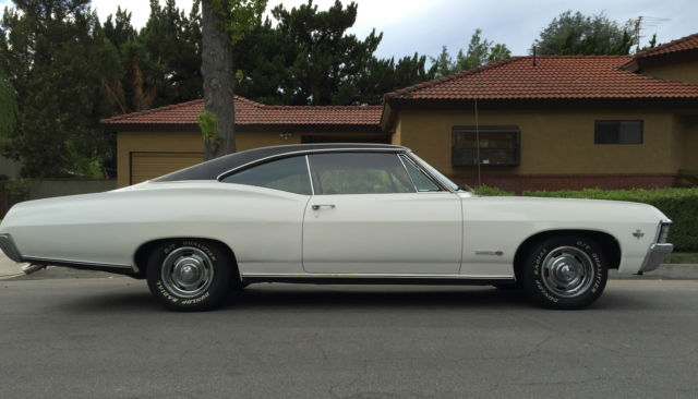 1967 chevy impala ss fastback for sale photos technical specifications description. Black Bedroom Furniture Sets. Home Design Ideas