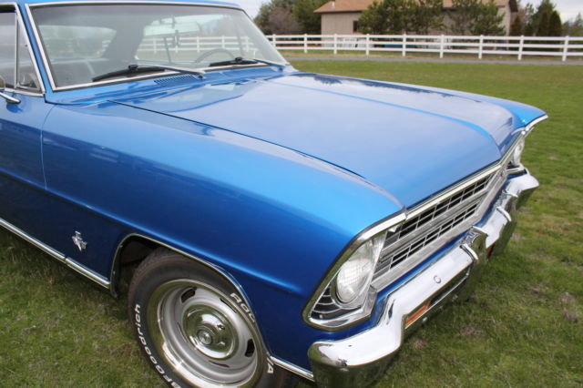1967 Chevy Nova SS (not numbers matching) for sale: photos