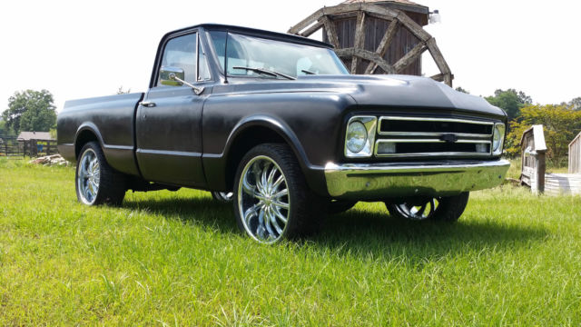 1967 gm truck