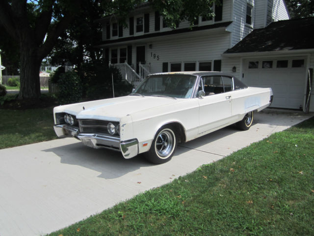 1967 Chrysler 300 Series