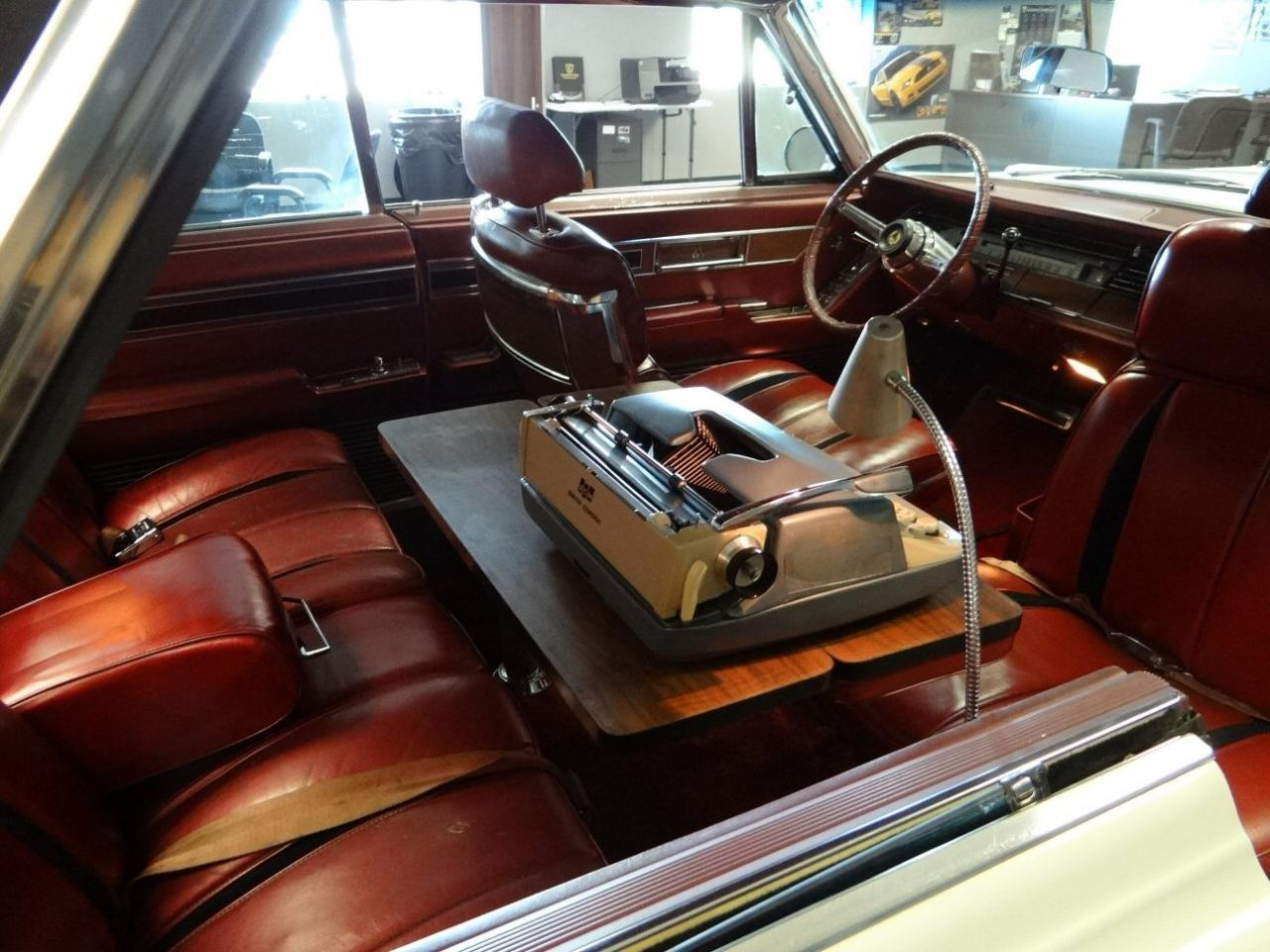 1967 Chrysler Imperial Crown Coupe 6474 Miles White Coupe