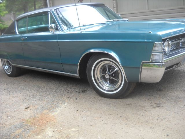 1967 Chrysler New Yorker Coupe for sale: photos, technical