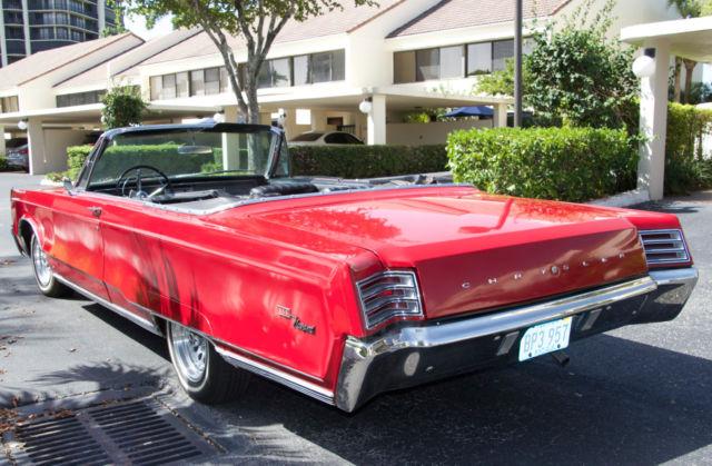 Lexus Newport Beach >> 1967 Chrysler Newport Convertible for sale: photos, technical specifications, description