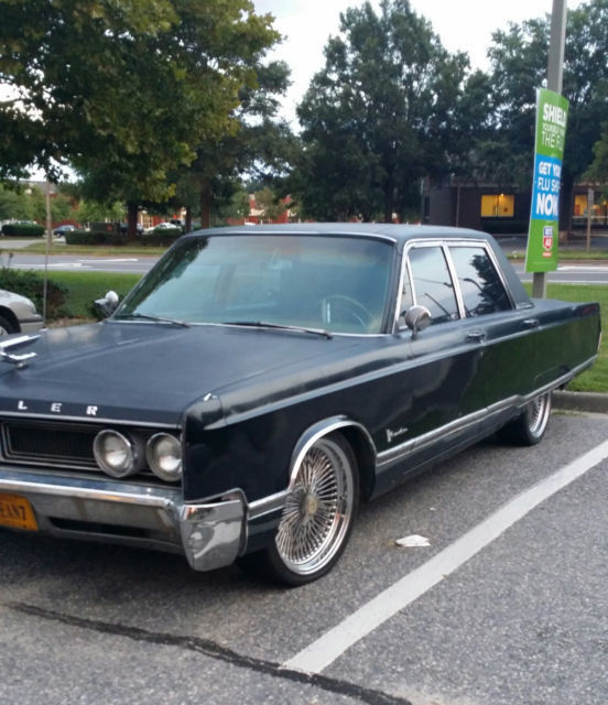 1967 Chrysler Newport Newport Custom