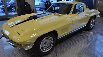 1967 Chevrolet Corvette 1967 Corvette Coupe 427/400 Hp