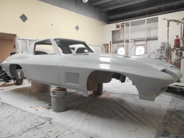 1967 Corvette New Reproduction Body For Sale Photos Technical