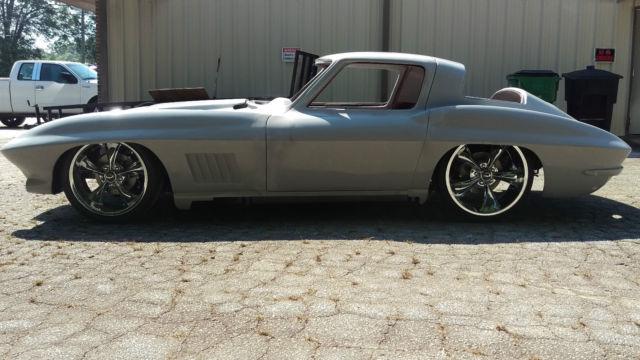1967 corvette stingray big block hood custom tube chassis hot rod project for sale photos. Black Bedroom Furniture Sets. Home Design Ideas