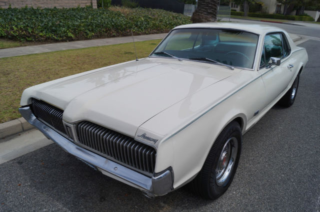 1967 Mercury Cougar 3 SPD MANUAL 302 V8 WITH 72K ORIGINAL MILES!