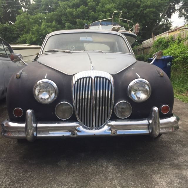 1967 Other Makes Daimler Saloon 2.5L - V8 Jaguar