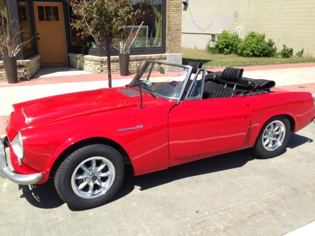 1967 Datsun Other 1600 Convertible