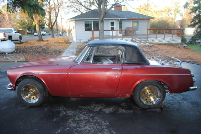 1967 Datsun Other Roadster
