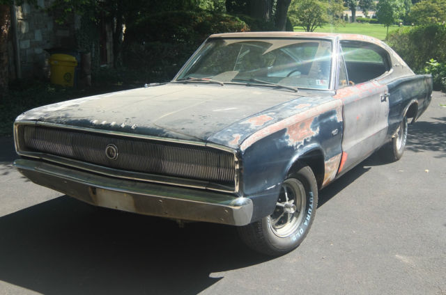1967 Dodge Charger 440 Automatic For Sale Photos