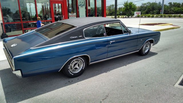 1967 Dodge Charger Base