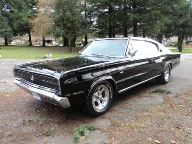 1967 Dodge Charger Fastback