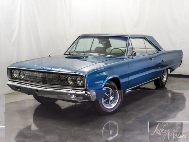 1967 Dodge Coronet R/T Coupe