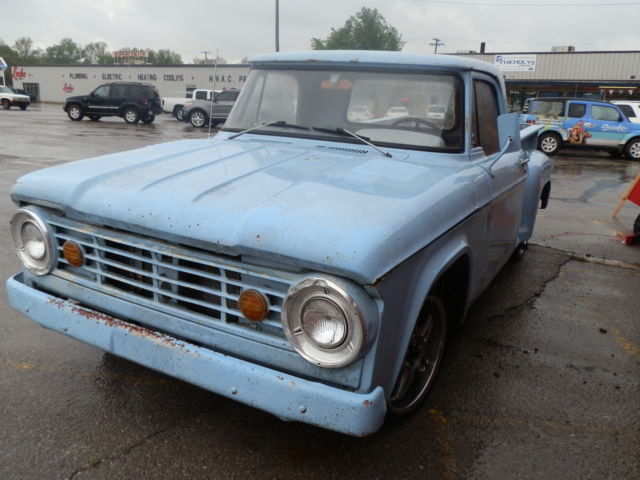 1967 Dodge Other Pickups D-100