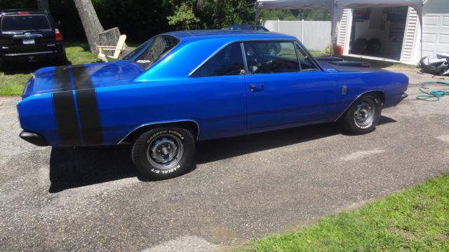 1967 Dodge Dart Gt 2 Door Hardtop V8 4 Speed For Sale Photos