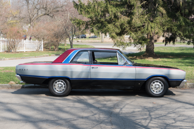 1967 Dodge Dart in Custom Multicolor Paint with a 360 Crate Motor