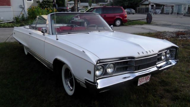 1967 Dodge Monaco 500 2dr convertible soft top