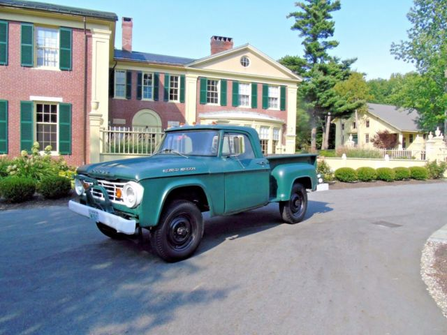 1967 Dodge Power Wagon W100