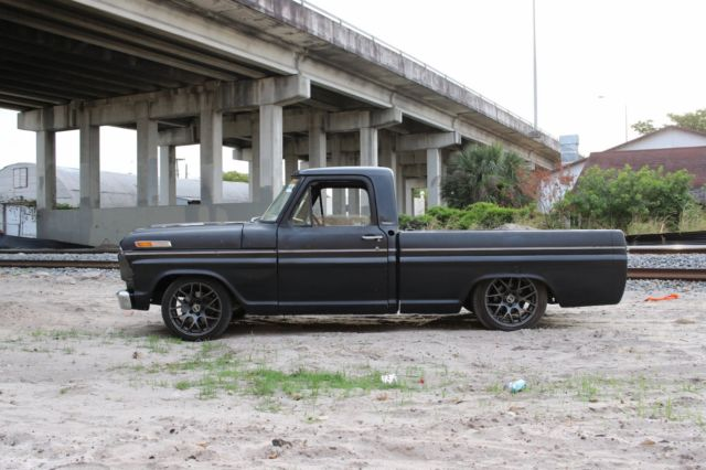 Used Cars West Palm Beach >> 1967 f100 bagged air ride shop truck rat rod bodydropped for sale: photos, technical ...